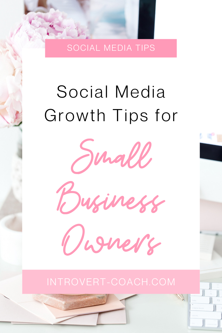 Social Media Growth Tips for Small Business Owners