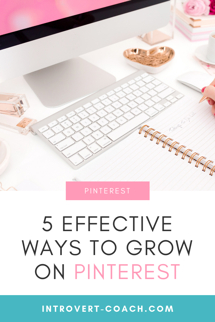 Tips to Grow on Pinterest