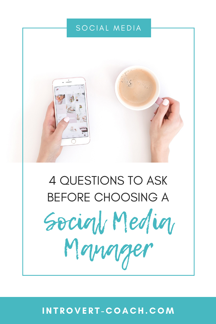 Questions to Ask Before Choosing a Social Media Manager