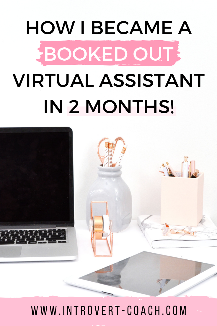 Book Out Your Virtual Assistant Services