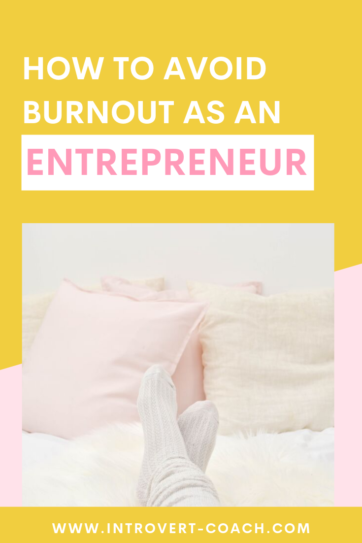 How to Avoid Burnout as an Entrepreneur