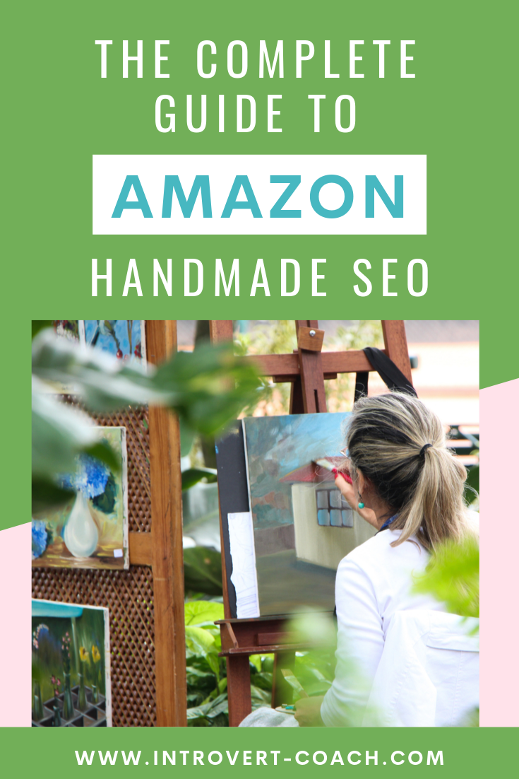 Complete Guide to Amazon Handmade SEO