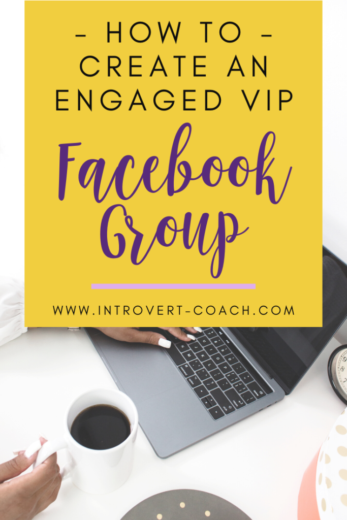 How to Create a VIP Facebook Group