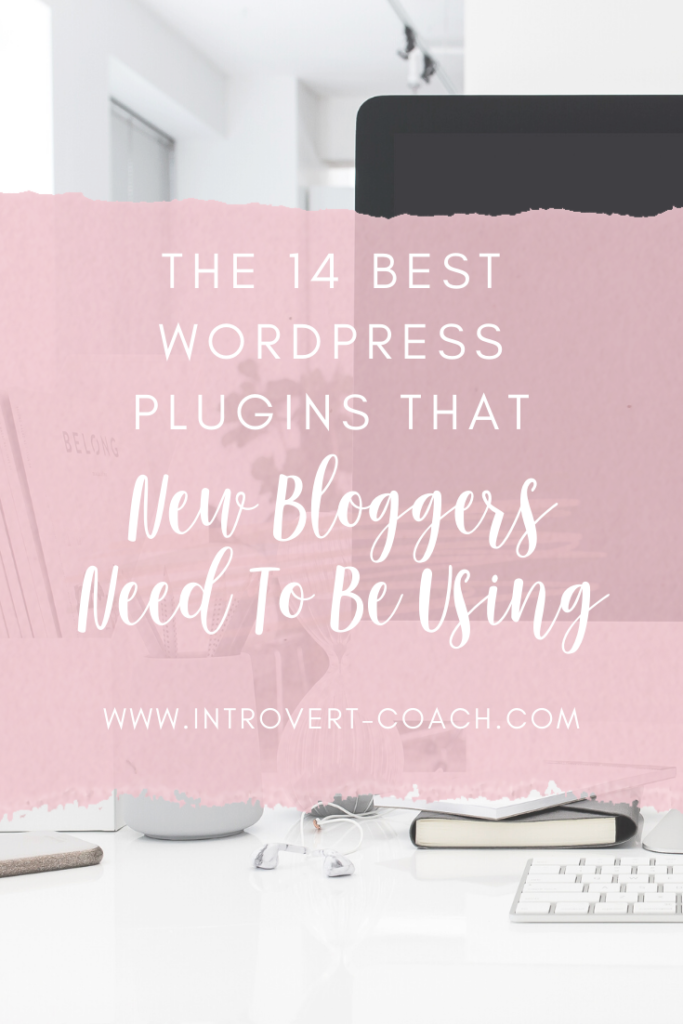 The 14 Best WordPress Plugins for New Bloggers