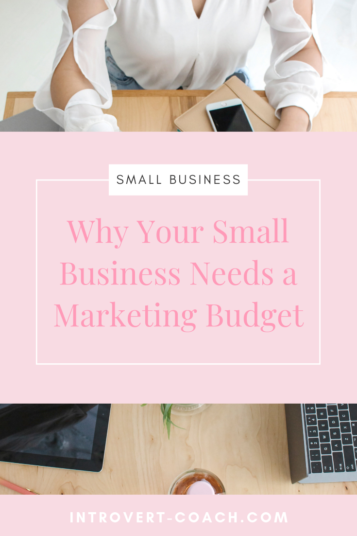Why Your Small Business Needs a Marketing Budget