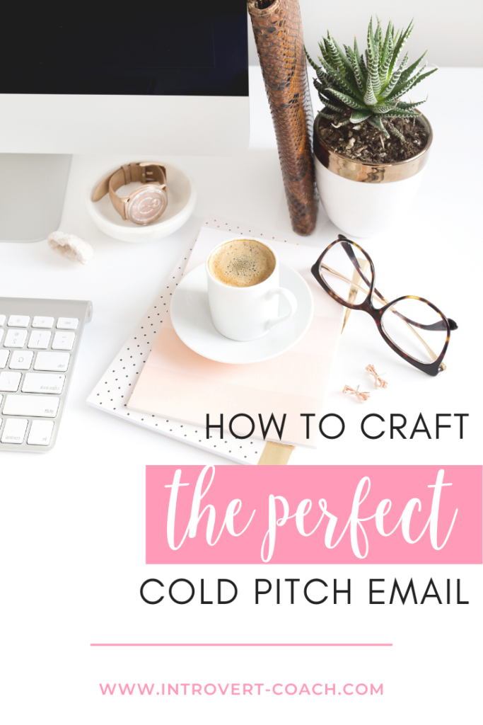 How to Craft the Perfect Cold Pitch Email
