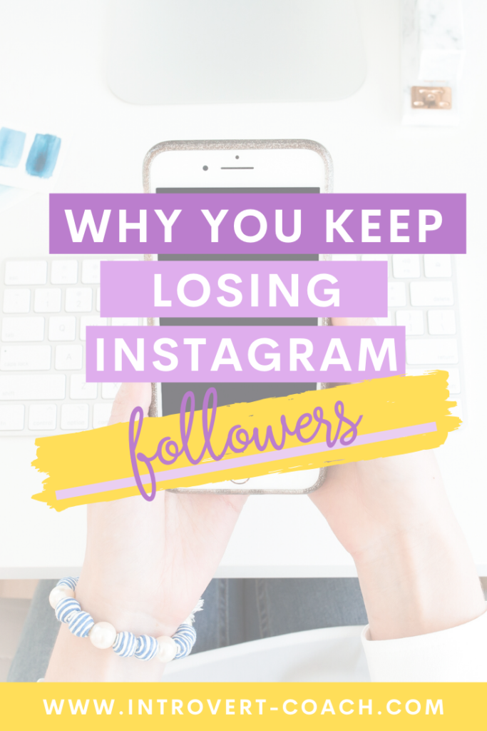 Reasons Why You Keep Losing Instagram Followers