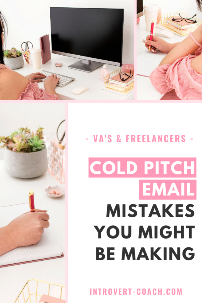 Cold Pitch Email Mistakes You Might Be Making