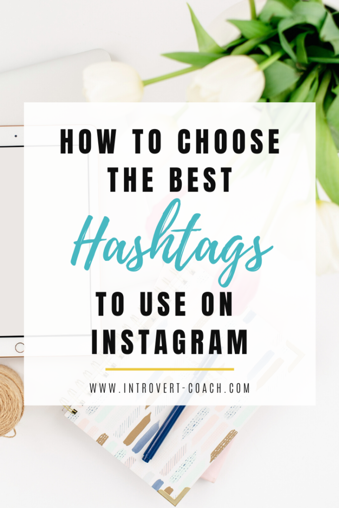 Best Hashtags to Use on Instagram Pin 1