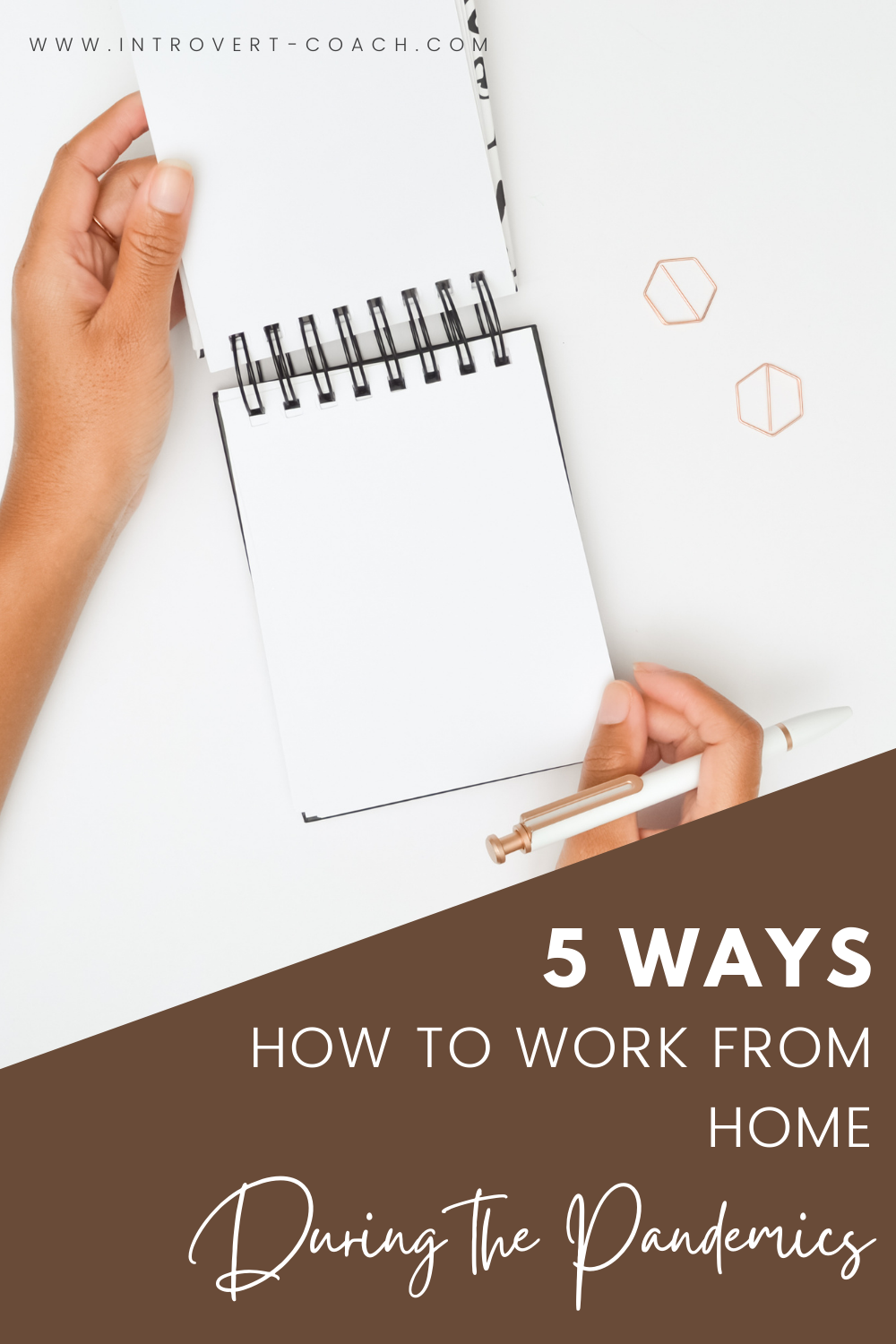 5 Ways How to Work from Home during the Pandemics