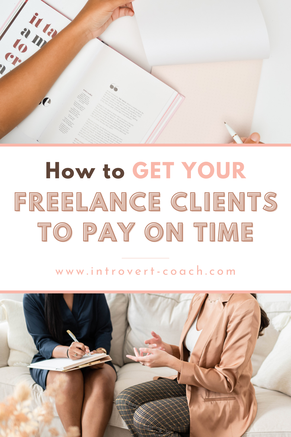 How to get your Freelance Clients to Pay on Time
